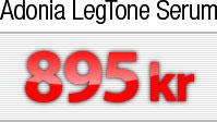 Adonia LegTone Serum Pris 895kr