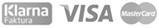 Klarna Visa MasterCard betalningsalternativ